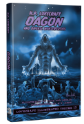 Dagon and Diverse Monstrosities - Vol15 [hardcover] by H. P. Lovecraft